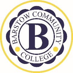 Barstow Community College logo